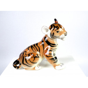 Mid-Century Lomonosov Tiger...