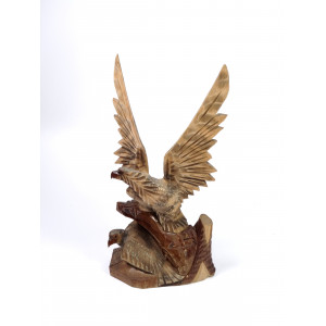 Large Sculpture Birds of Prey
