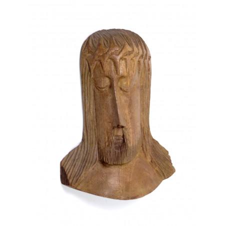 Christ Bust Sculpture