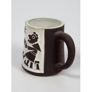 Stoneware Mug by Jaap Ravelli