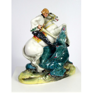 Royal Doulton St. George,...