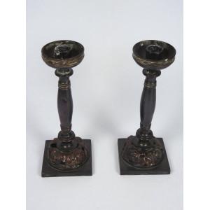 Pair of Antique Copper...
