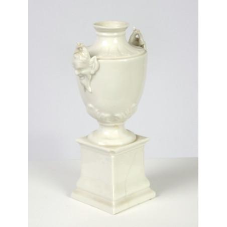 Nymphenburg Maskaron Satyr Vase