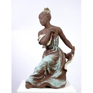 Elegant Woman by Karlsruher...