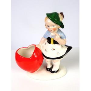 Austrian Girl Figurine,...