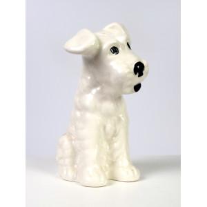 Dog Figurine 1378 by Sylvac