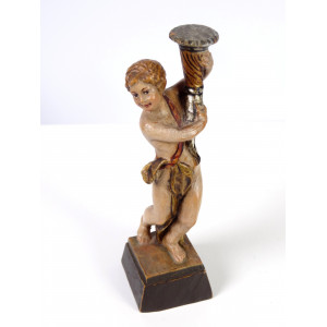 Antique Miniature Sculpture