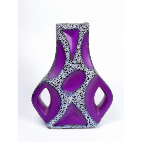 Roth Keramik Guitar Vase 312